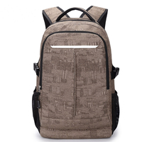 High Quality Camping Hiking Laptop Backpack Bag Made In China With Canvas Material For College