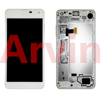 For Nokia Lumia 650 RM 1152 RM 1154 RM 1109 RM 1113 LCD Display+Touch Screen Digitizer Assembly+Frame Replacement Parts