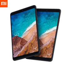Original Xiaomi Mi Pad 4 Tablets 16:10 Screen Tablet 13MP Rear Camera 4+64GB Mi Pad Multi-language WiFi Version CN Plug