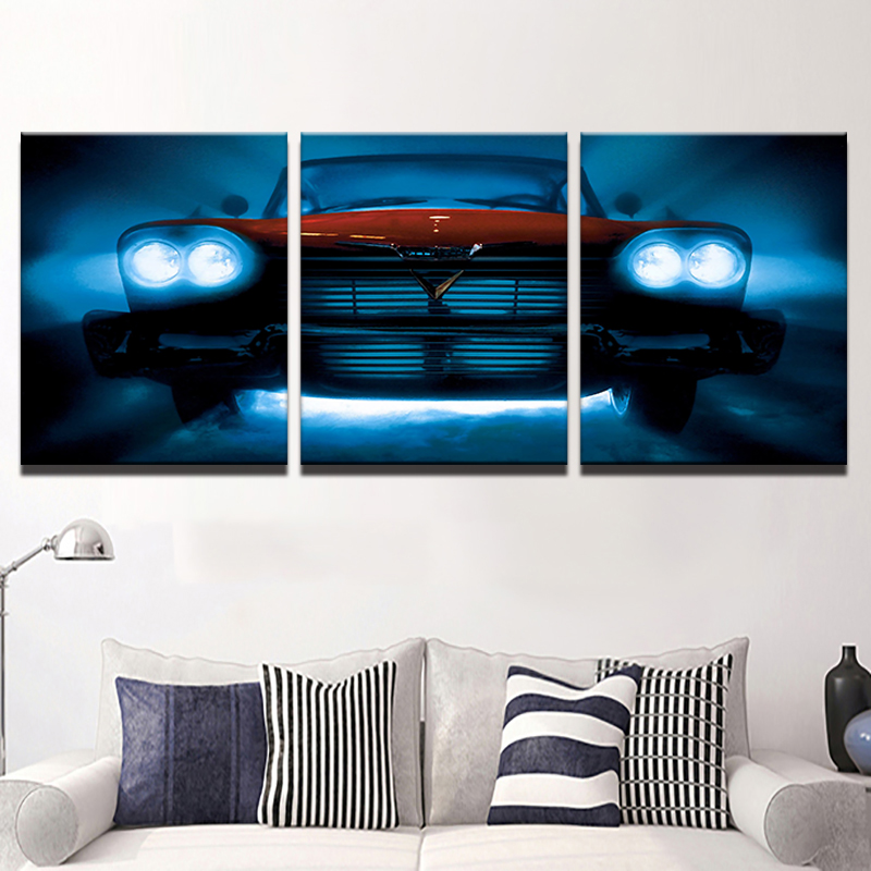 arte de la pared pintura de la lona marcos modular de pared cuadros para la sala