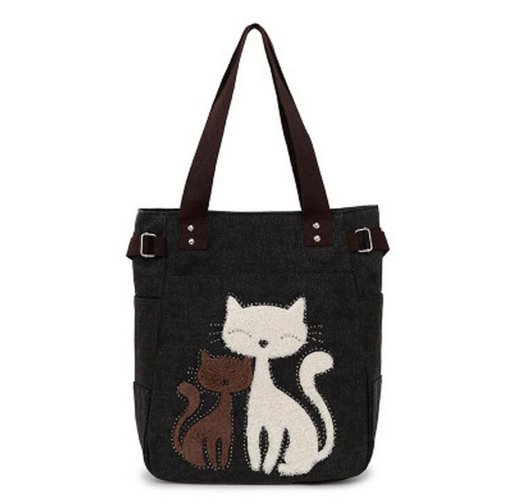 Japanese Cat Handbag