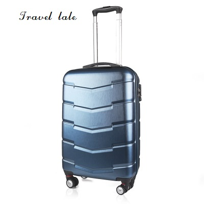 Travel tale High quality contracted Rolling Luggage Spinner brand Travel Suitcase 20