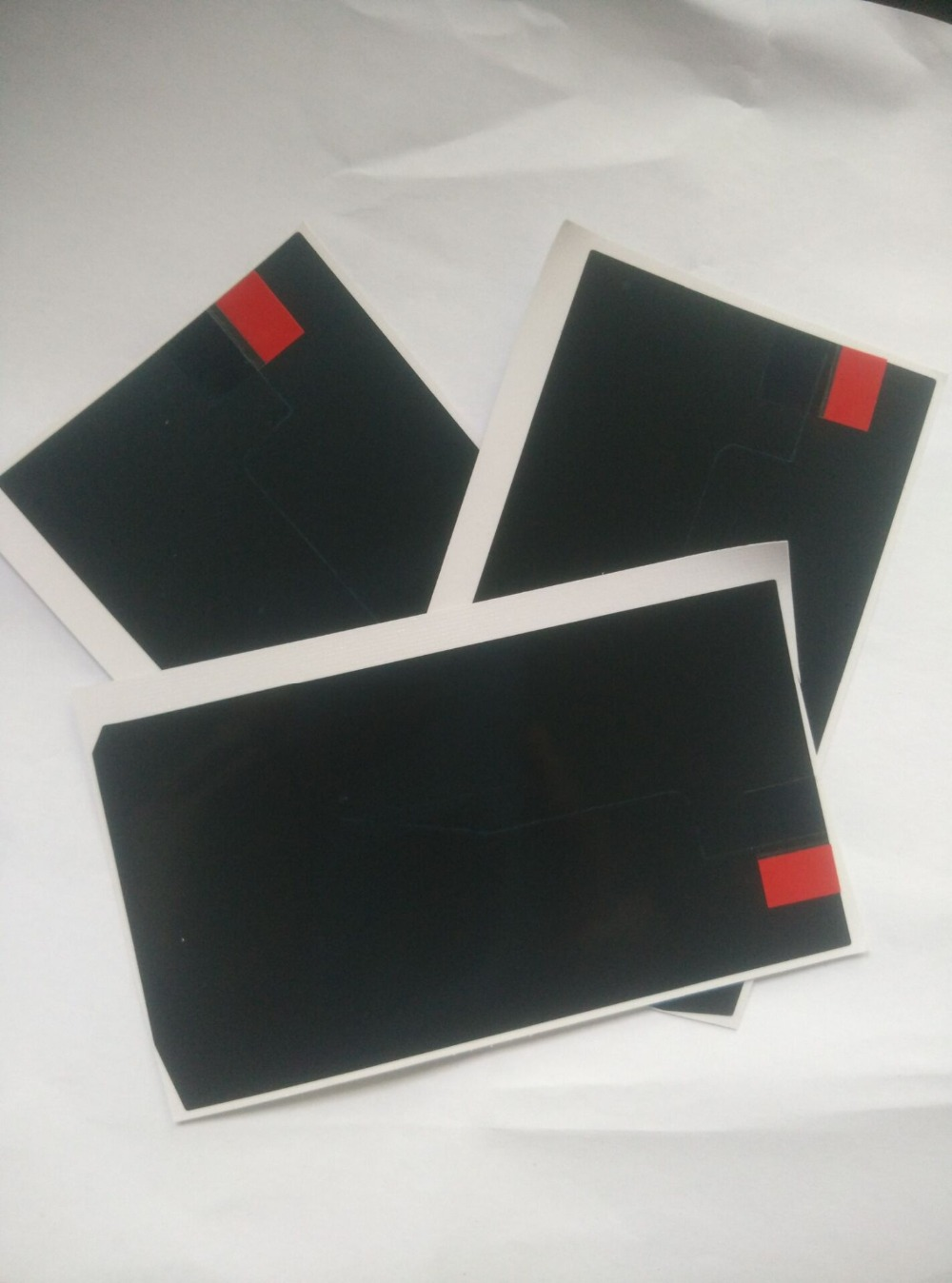 10PCS/LOT Original Replacement Back Adhesive Glue Sticker Strip For Samsung Galaxy S5 Mini SM-G800 Repair LCD Screen Backlight