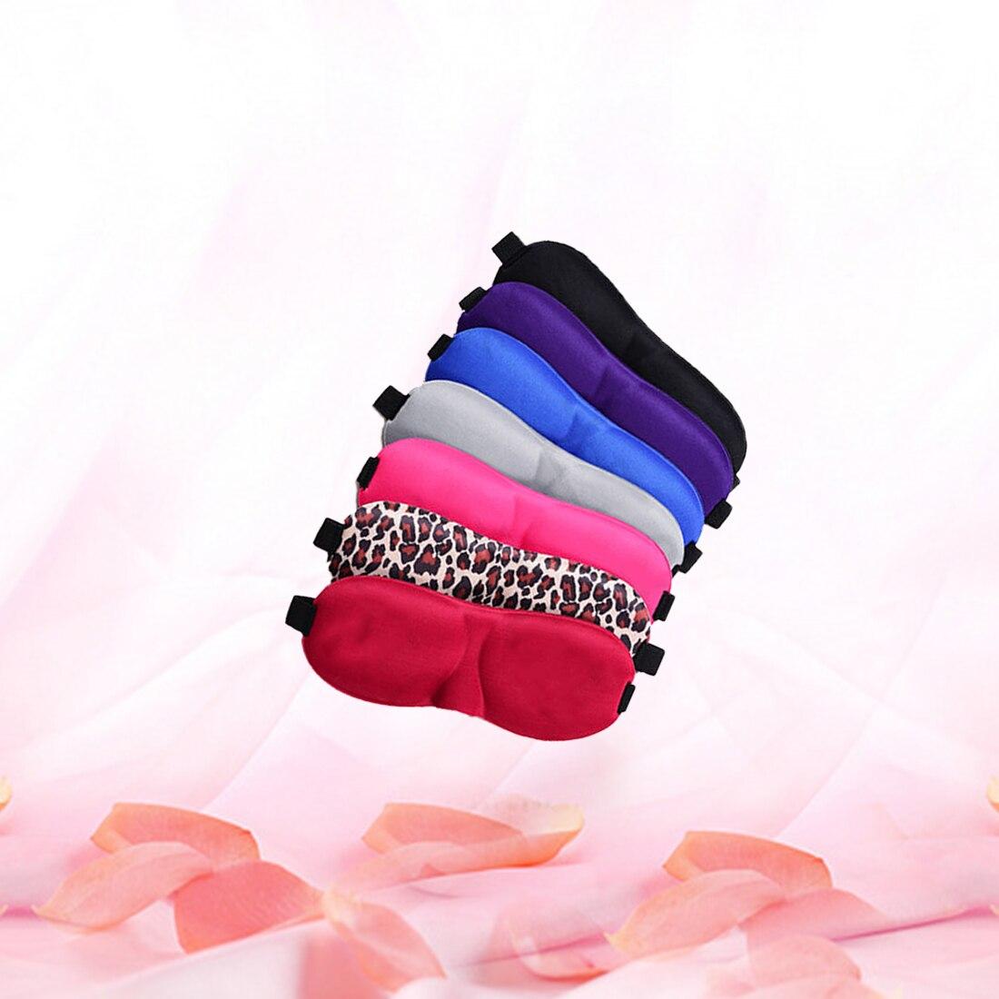 Beliebte Marke Dewtreetali Schaum Padded Schatten Abdeckung Reise Rest Schlaf Eye Maske Eyeshade Schlafen Augenbinde Augenklappe Hilfe Entspannen Outdoor Kits
