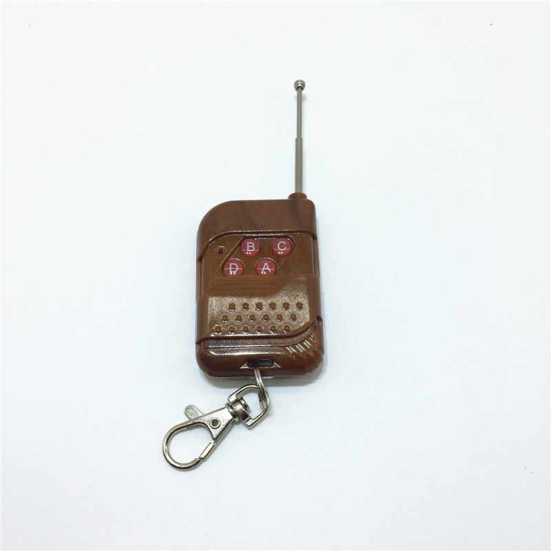DC12V 100 Вт беспроводной пульт дистанционного управления 4 звука динамик Предупреждение сирена динамик для полицейских громкоговоритель скорой помощи