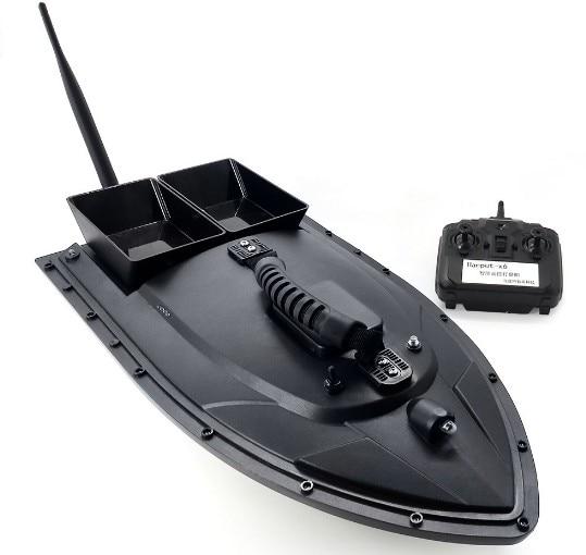 Flytec outil Smart RC appât bateau jouet double moteur poisson trouveur bateau de pêche télécommande bateau de pêche bateau hors-bord jouets cadeau