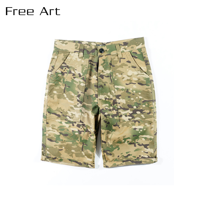 Big Straight Cotton Elastic Waist Casual Shorts Men Short Masculino New Hot Bermuda 2018 Bermudas Masculina De Marca Fashion ...