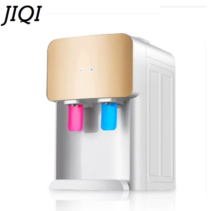 Electric warm hot Drinking machine desktop hot cold water Dispenser holder mini household heating cooling water fountains boiler drinking fountains home ice hot desktop cooling dormitory small mini energy saving special ice warm water dispenser