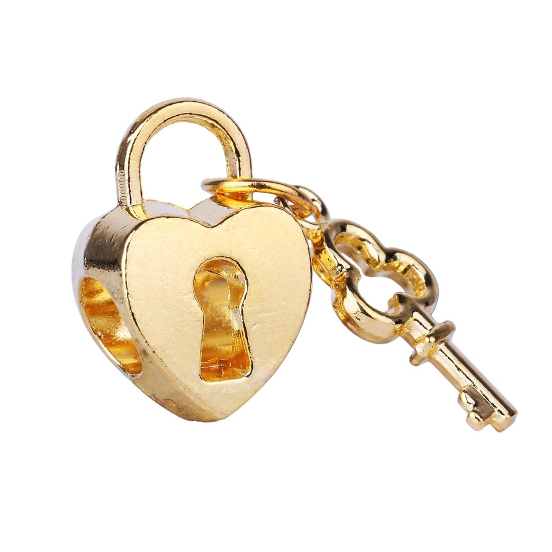 10?K Amarillo Oro Corazón Disco Encanto 10?x M530/18 97JP1rq