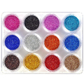 PRO glitter Eyeshadow Eye shadow Palette Makeup M522