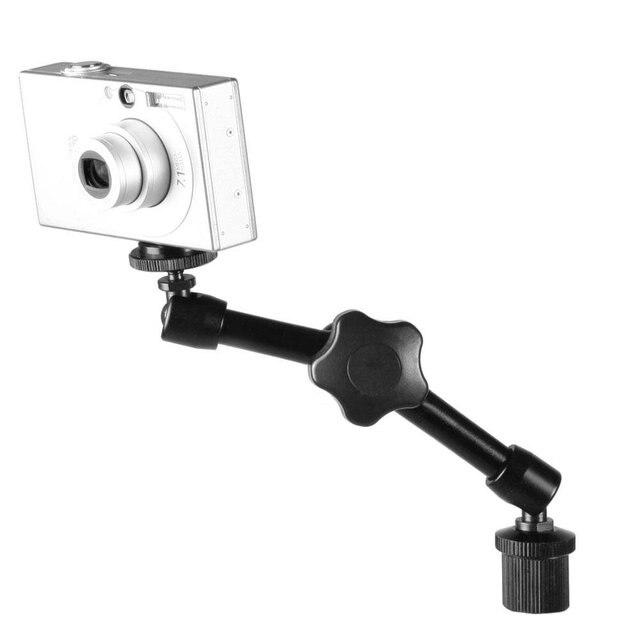 Khớp Nối Cánh Tay Bùng Nổ Trượt Mở Rộng Hệ Thống Giá Đỡ Accessorires Cho Video Đèn Flash Máy Ảnh Máy Ảnh DSLR