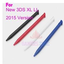 100PCS מגע עט חרט תחליף עבור חדש 3DS LL 3DS XL משחק קונסולת 2015 חדש גרסה
