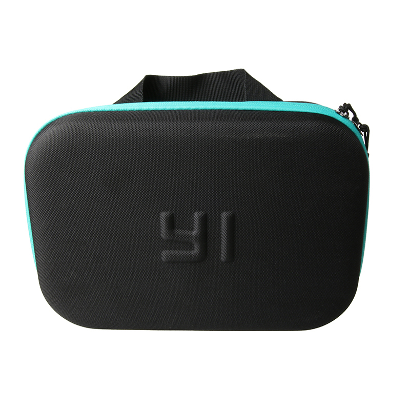 2016 New Portable Original Waterproof Case Storage Camera Bag Case For xiaomi Yi Action Camera Accessories