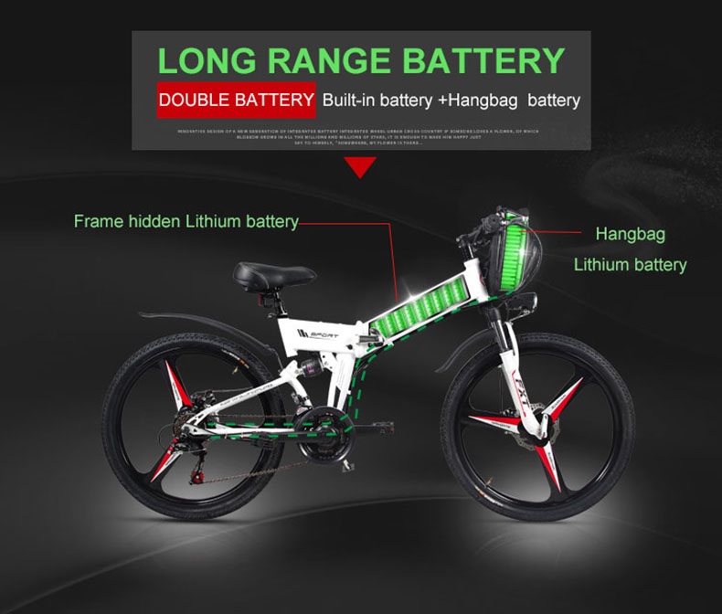 DOUBLE BATTERY