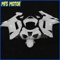 Мотоцикл Неокрашенный комплект для ZX6R 2007 2008 инъекции зализа ABS В виде ракушки кузов