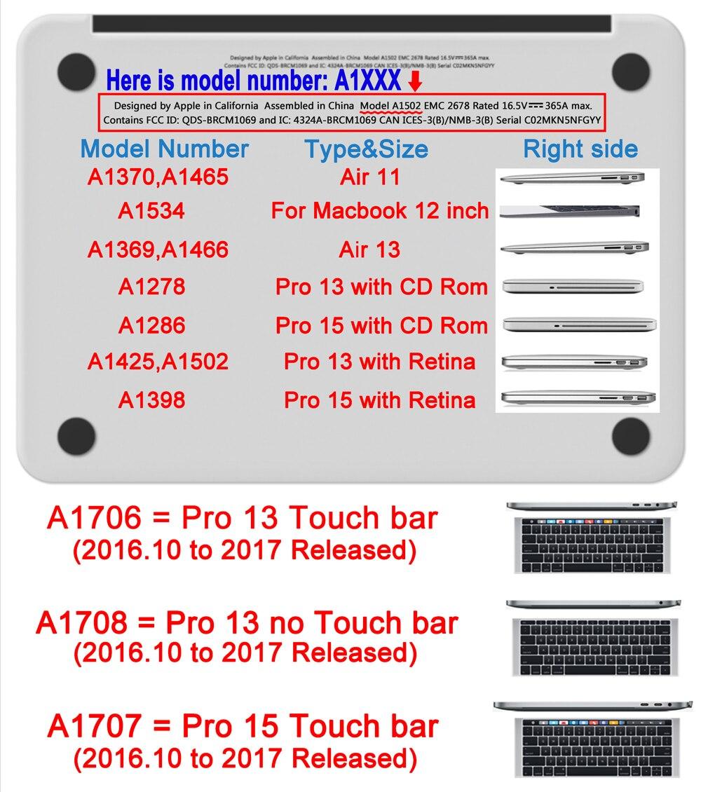 Sykiila Brain Sticker Macbook Air üçün rənglidir 11 12 13 Pro 13 - Noutbuklar üçün aksesuarlar - Fotoqrafiya 5