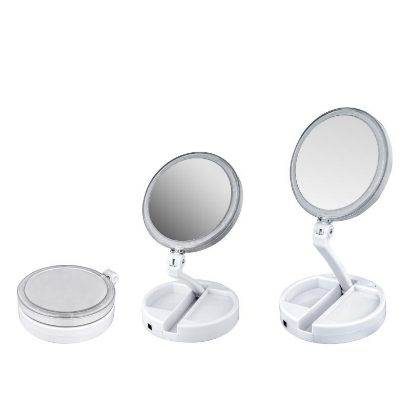 My-Fold-Away-Mirror-LED-Makeup-Mirror-Professional-10X-Vanity-Mirror-with-Lights-Health-Beauty-Adjustable (2)