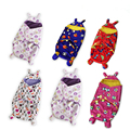 In Stock! Baby Swaddling, Girls boys soft blankets newborn baby swaddles cute colorful baby RETAIL e503