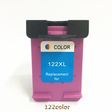 Vilaxh compatible For HP 122xl color Ink Cartridge for hp 122 deskjet 1510 2000 2050A 1050 3000 3050 1000  Printer