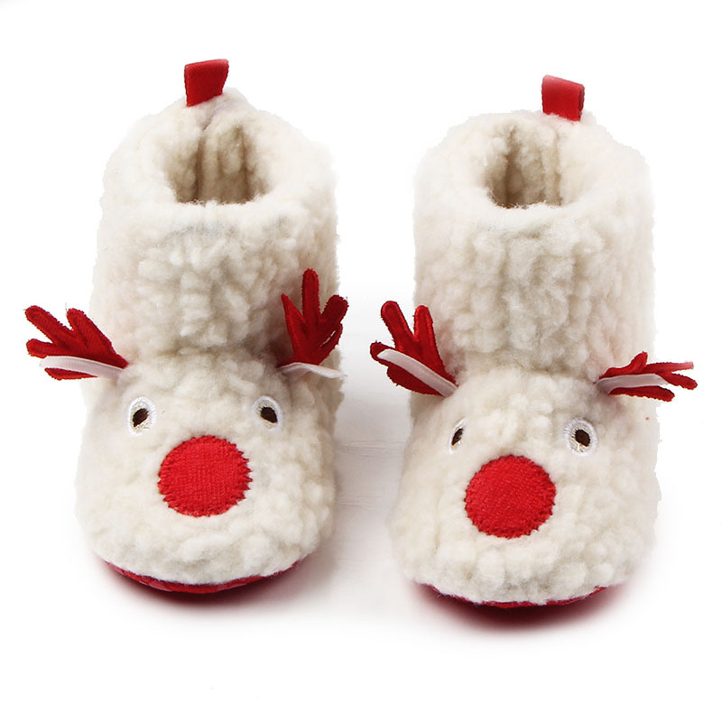 Elk Baby Shoes