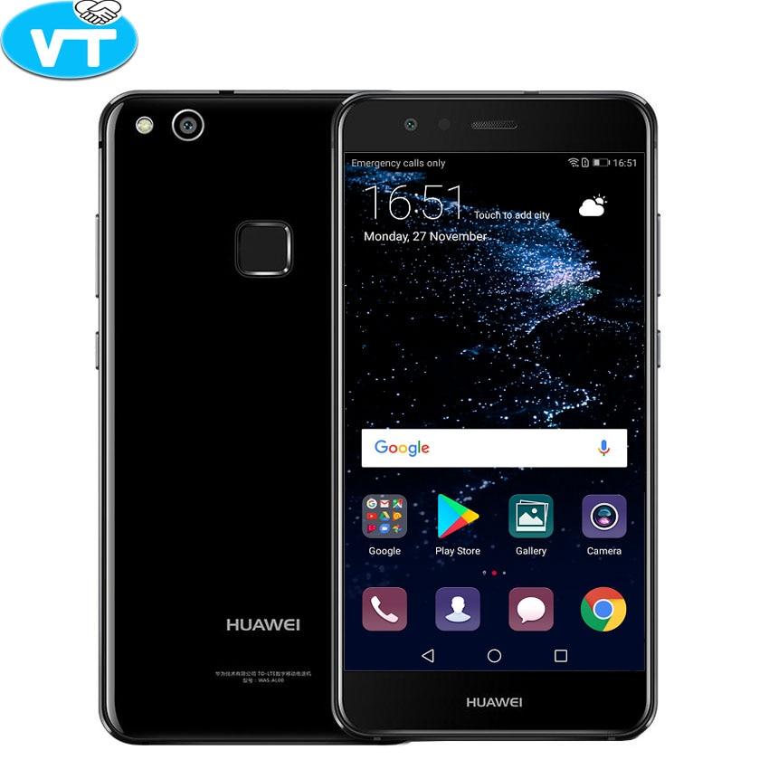 "Original Huawei Nova Lite 4G LTE Cell Phone 4GB RAM 64GB ROM Kirin 658 Octa Core 5.2"" FHD 1920X1080P Dual SIM Fingerprint"