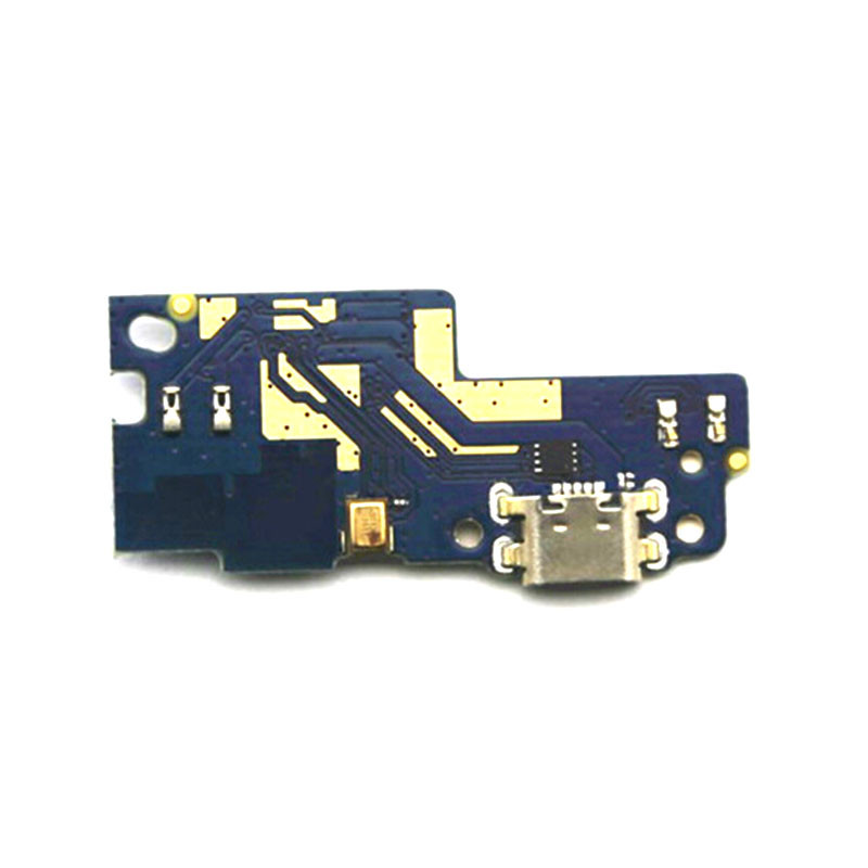 Microphone Module USB Charging Port Board Flex Cable Connector Parts For Xiaomi Max 6 44 Inch