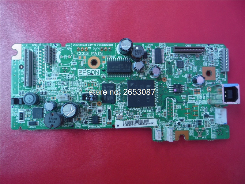 2158970 New and original Mother board for Epson L380 L383 L385 L386 L355 Printer Main board PCB ASSY 2158970 new and original mother board for epson l380 l383 l385 l386 l355 printer main board pcb assy