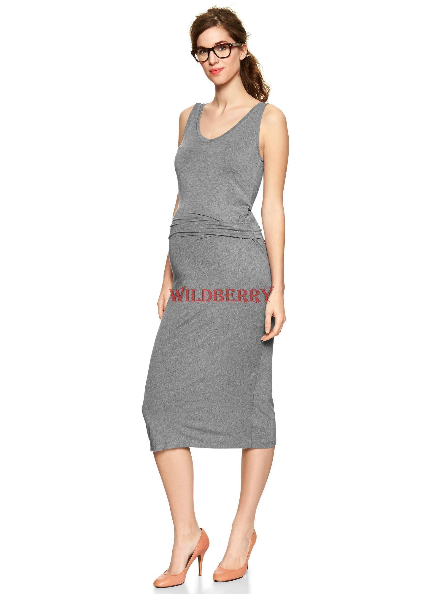 Summer mid calf Cotton plus size vestido de festa femininos good quality women Maternity dresses