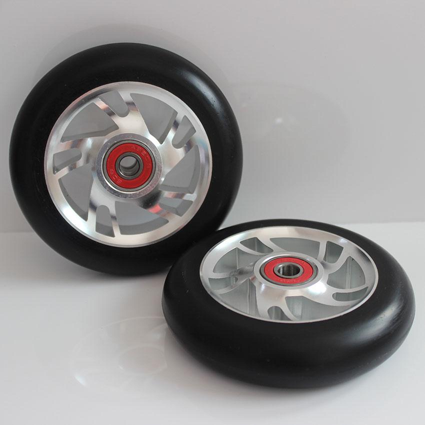 Kostenloser Versand! Stunt Roller Räder / Aluminiumlegierung Räder - Radfahren - Foto 2