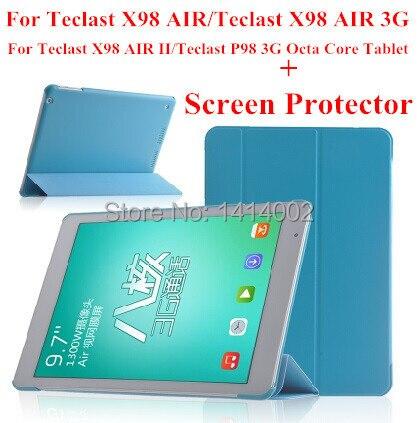 Ultra Slim Filp Case Cover Teclast X98 AIR/Teclast AIR 3G/Teclast II/Teclast P98 3G Octa Core Tablet PC + Film - Nogis store