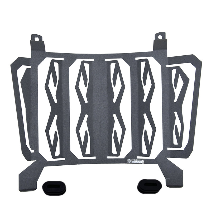 bike GP aluminum Radiator Guard Water tank protection for BMW F750GS F850GS 2018 ON black
