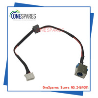 Free Shipping NEW DC Jack Power And Harness Cable Wire For Desktop Laptop For Acer For