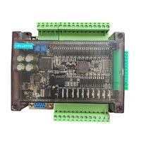 LE3U FX3U 24MT 6AD 2DA RTC (real time clock) 14 input 10 transistor output 6 analog input 2 analog output plc controller RS485