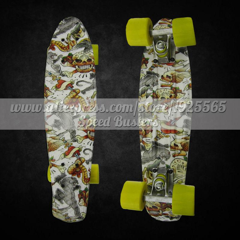 Peny skateboard longboard 22