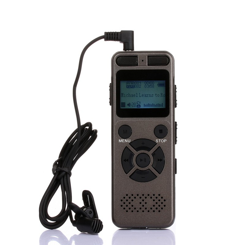 Mp3 Musik Player Mit 3,5mm Kopfhörer Micphone Jack Gebaut In 1450 Mah Große Batterie Tragbares Audio & Video Greatlizard Digitale Aufzeichnung Stift Unterhaltungselektronik