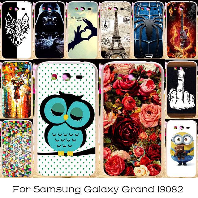 TAOYUNXI Phone Cases For Samsung Galaxy Grand Z I9082 I9080 9060 Neo Plus Lite I9060 I9062 GT-I9063 I9060i 9082 9080 Covers Bag