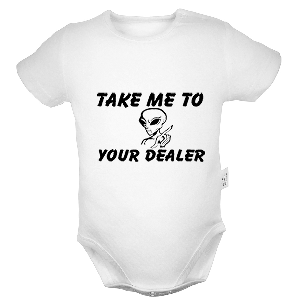 Shot Put Printed Infant Baby Boy Girl Sleeveless Bodysuit Outfits Clothes