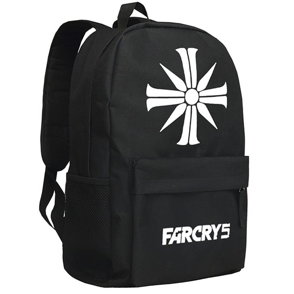все цены на MeanCat Mysterious Island Far Cry Ubisoft Collection Shoulder Backpack with Luminous Horrible Game Crisis FARCRY 5 Schoolbags