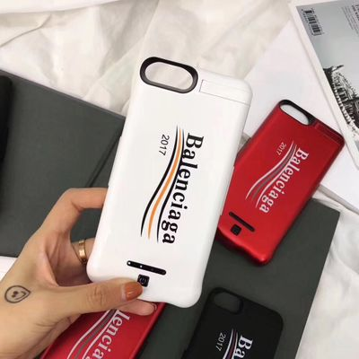 PIAGOLD case with battery Fashion printing Slim power bank for iphone 6/6s/7/8 4.7inch 10000mah Portable powerbank phone case phone case iphone balenciaga