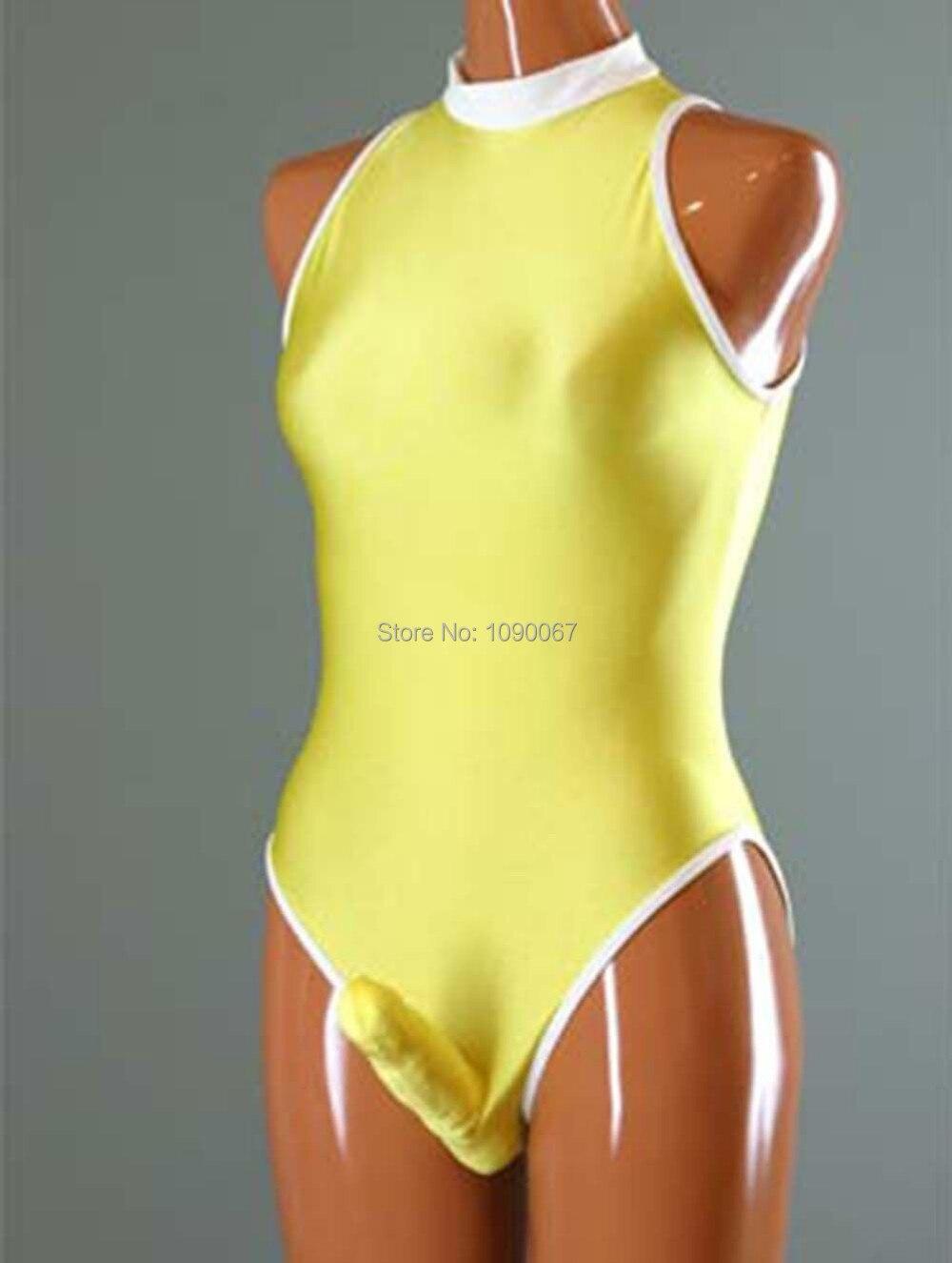 skin tight leotard