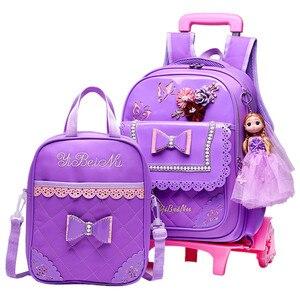 Children School bags Set with