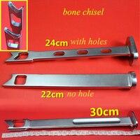 Orthopedics instrument hip joint femur chisel bone chisel stainless steel osteotome for orthopedist