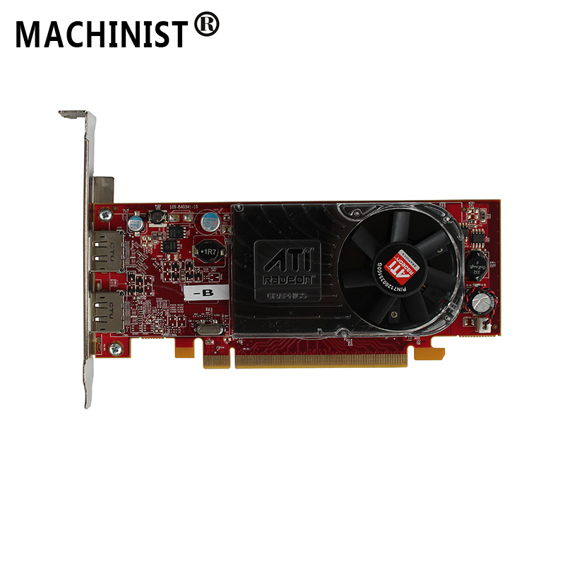 ATI Radeon HD3470 256MB 64bit DDR2 Desktop Video Graphic Card PCI-E DP Output Interface For Dell 033NJ6