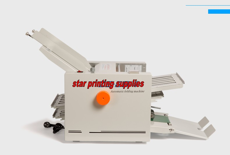 бумаги фальцевальная машина