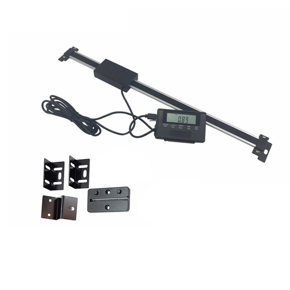 Horizontal Vertical Dual-Use Máquina Equipamento Ferramenta Sensor de Deslocamento Escala Display Digital Optical Grating de Posicionamento