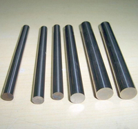 SS304 Stainless Steel Round Bar OD 10mm Bright And Smooth Surface DIY Hardware Round Rods Pole