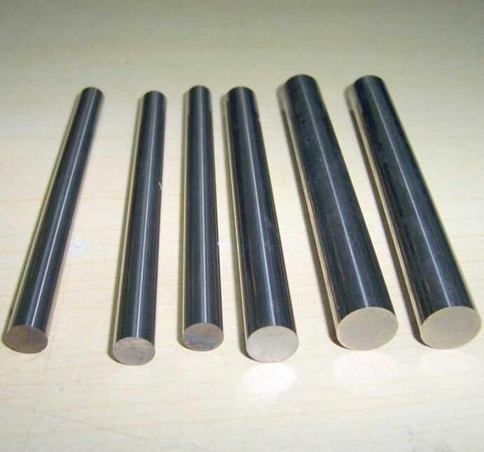 SS304 dari 10 Mm Stainless Steel Round Bar Terang dan Permukaan Halus DIY Peralatan Batang Bulat Tiang