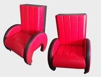 Председатель внешний вид Иллюзия 2/красный стул/Волшебные трюки/Stage Magic/Свадебное Performance