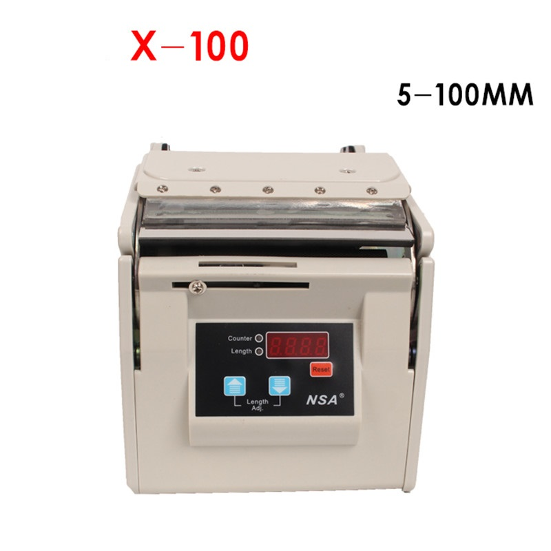 X-100 label stripping machine bar code stripper separator label broadband 5-100MM Applicable stickers labels bar code 5pcsfree shipping pg 5 cable knife wire stripper for longitudinal circular stripping comm pvc lv mv cablesmax 25mm good quality