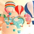 12 ''30 см Радуга Воздушный Шар Бумажный Фонарь Дети Birthday Party Свадебные Украшения 22 Цветов для выбора Бесплатная доставка 1 шт.